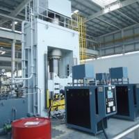 复合材料成型模温机,复合材料热压模具控温机