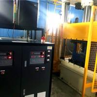 碳纤维模压成型冷热模温机 碳纤维模压成型冷热温控