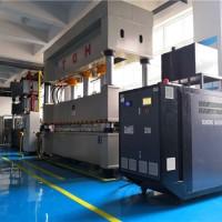 碳纤维油温机_碳纤维热压成型油温机