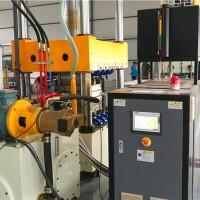 芳纶纤维成型模温机_芳纶材料模压成型模温机