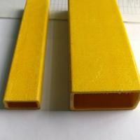 玻璃钢复合拉挤型材矩形管材生产加工